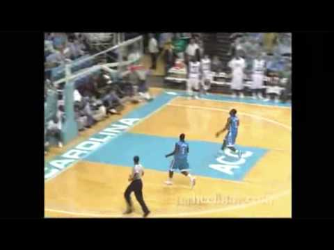 Vince Carter Alley Oop Windmill 2009 UNC Alumni Game from YouTube · Duration:  38 seconds