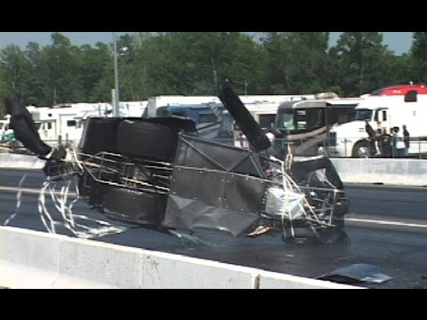 10 SCARIEST DRAG RACING CRASHES