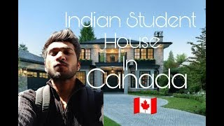 Gambar cover Indian Student House in Canada