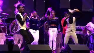 Download MUKAMA MULUNGI (God is good) By JOHN MARIE FT DVOICE