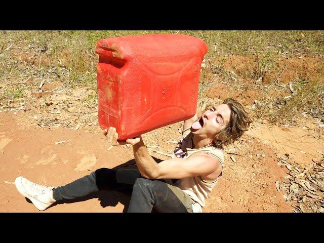 网红挑战澳洲荒野求生差点渴死【第三集】