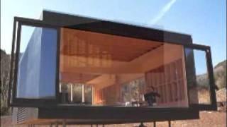 aero house : ultimate green transformation house