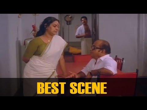 Sankaradi, Mammootty, Idavela Babu and Sukumari Best scene ||  Sreedharante Onnam Thirumurivu
