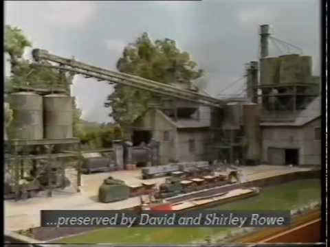 Model Railways with Bob Symes (with subtitles). Channel 4.