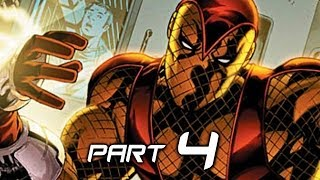 The Amazing Spider Man 2 Game Gameplay Walkthrough Part 4 - Shocker Boss (Video Game)