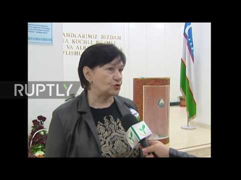 Uzbekistan: Voters head to the polls as presidential election declared 'valid'