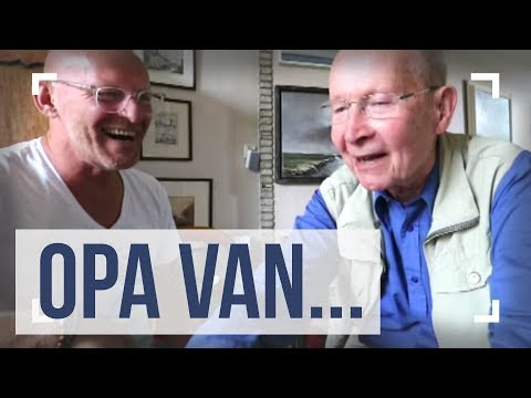 Rob gaat op bezoek bij de opa van Bauke Mollema - RTV Noord