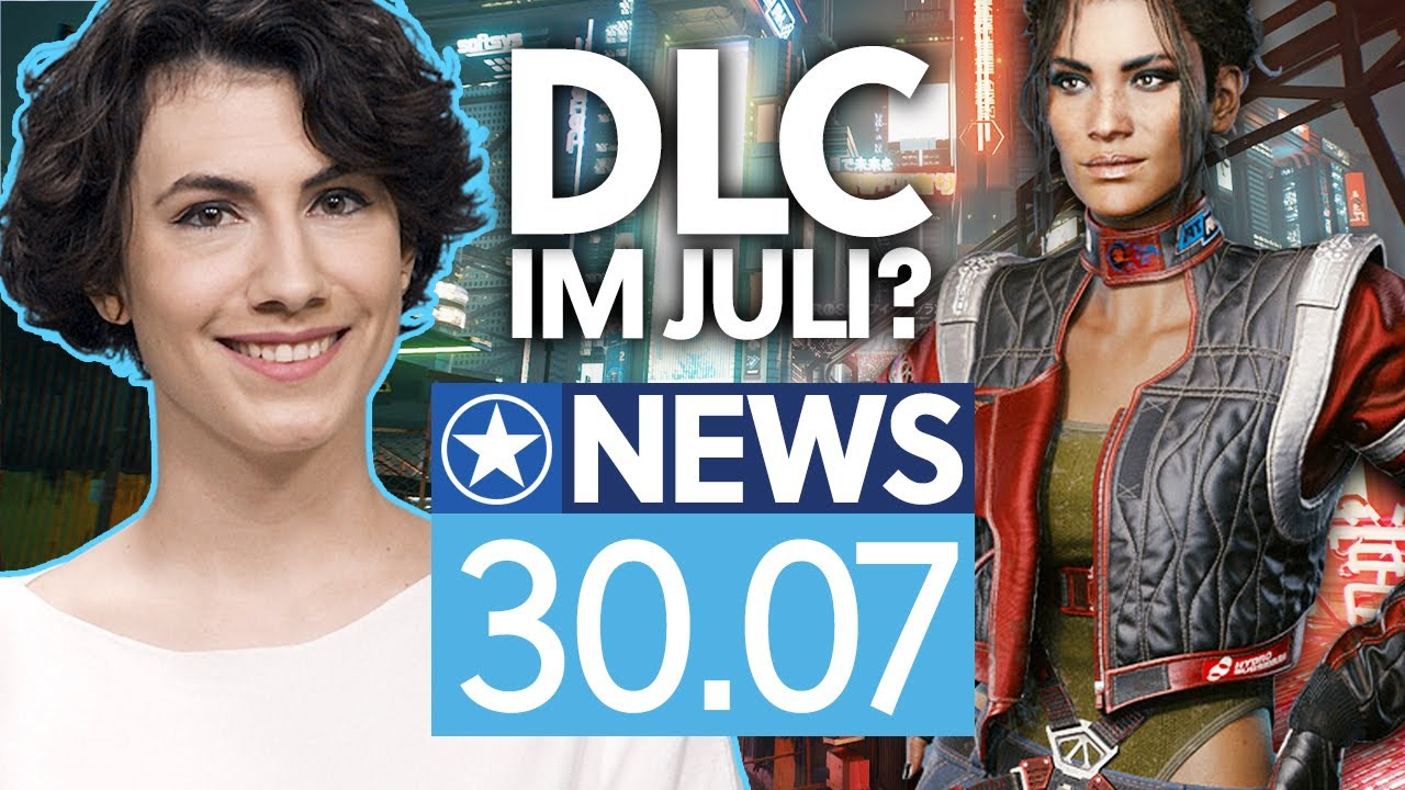 Download Cyberpunk 2077 DLC könnte noch DIESEN Monat kommen! - News