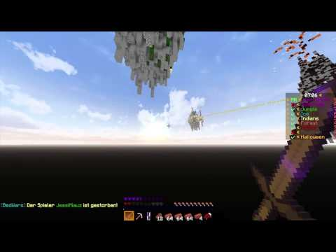 Fly,Killaura und Anti Knockback Hacker in Bedwars - TheVace - (Perma Banned)