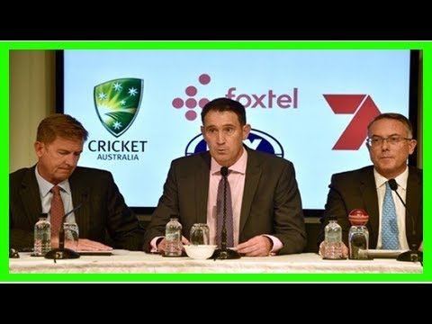 Breaking News | Cricket Australia acquires $918m for broadcast rights
