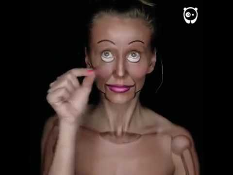 Make Up Marionette Youtube