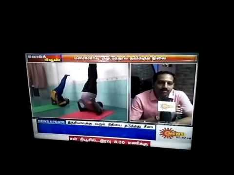 Saiseva Yoga Nature Cure on Sun News