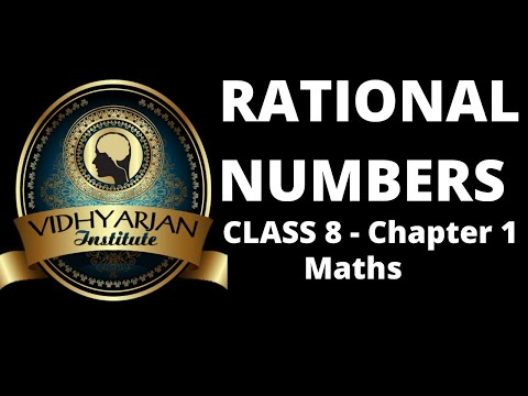 NCERT-Class 8-Maths-Ch-1-Rational Numbers