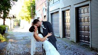 Beautiful Cincinnati Summer Wedding Film: Lindsey & Matt