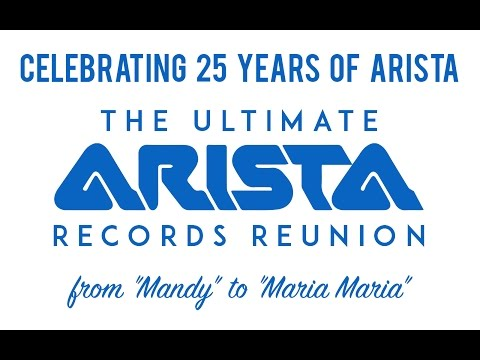 The Hits Medley From The Ultimate Arista Records Reunion