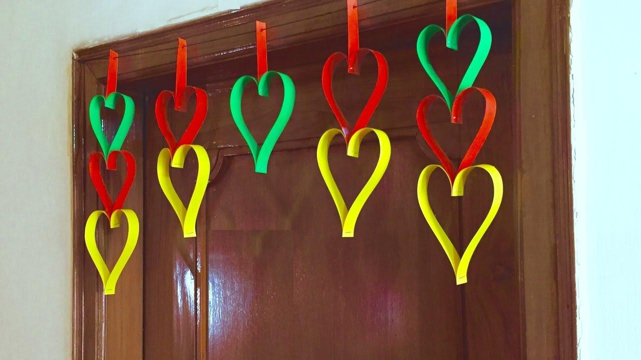 heart door decoration   Billingsblessingbags.org