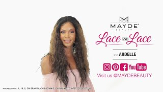 Mayde Beauty Lace & Lace - Ardelle // Easy, everyday wig!!