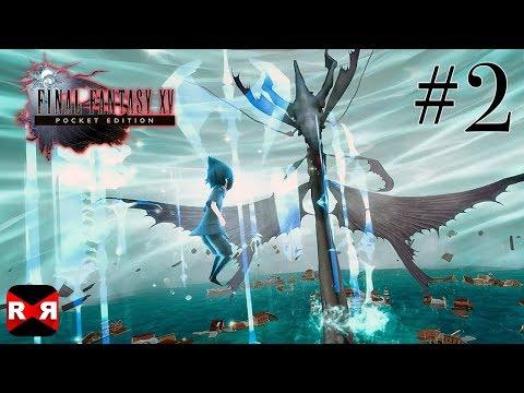 FINAL FANTASY XV POCKET EDITION - Chapter 6 - Walkthrough Gameplay Part 2 - 동영상