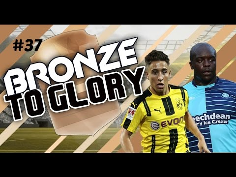 An Exciting Episode!  |  BronzeToGlory #37  |  FIFA 17 Ultimate Team Series