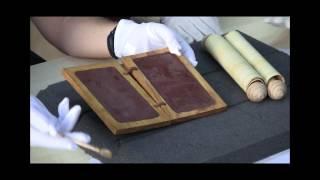 Formas y materiales del codice