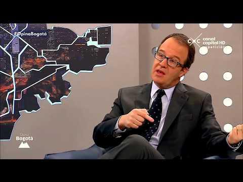 Opina Bogotá – Metro: entrevista a Andrés Escobar, gerente de la empresa Metro Bogotá