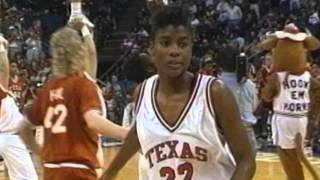 Sheryl Swoopes: Texas Tech Years