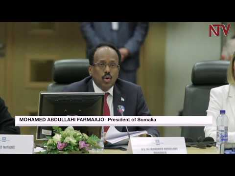 Somalia on the right path, says President Farmaajo