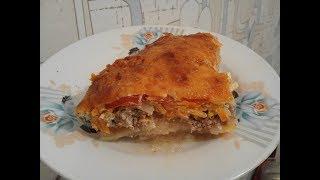 Картофель слоями под сырной шубой. Вкусные/Истории