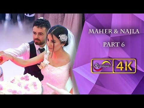 Maher & Najla - Part 6 - Ultra HD 4K - Aras Rayes & Honar Kandali - By Roj Company