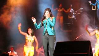 Shreya Ghoshal Live in Trenton, NJ - Chikni Chameli - 8/23/14