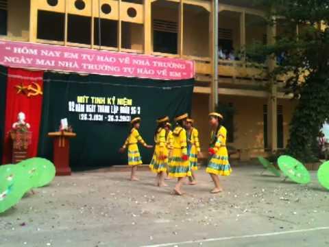 Tu Rung Xanh Chau Ve Tham Lang Bac - chi doi 7b truong THCS Chi Tien