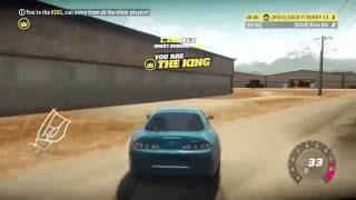 King Game Mode!!! / Forza Horizon #3