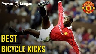 United's Best Bicycle Kicks | World Bicycle Day | Manchester United