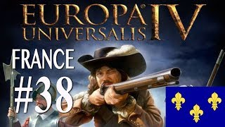 Europa Universalis 4 - France WC attempt campaign #38