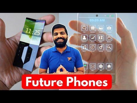 Top Upcoming Futuristic Technologies in Smartphones