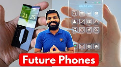 Top Upcoming Futuristic Technologies in Smartphones