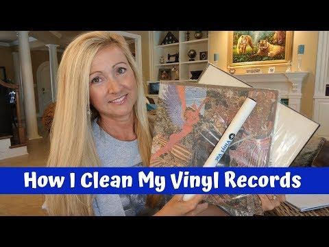 How I Clean My Vinyl Records & Vinyl Vac Review
