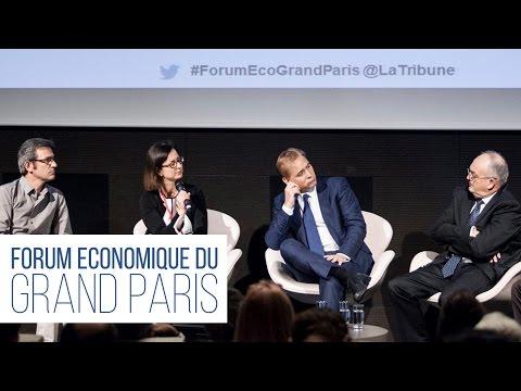 FORUM ECO GRAND PARIS Les grands projets d'aménagement au pied du Grand Paris Express