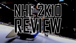 NHL 2K10 review