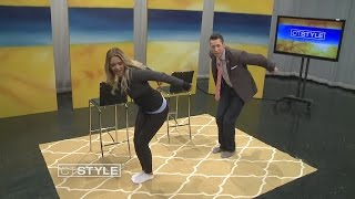 Learn a Moden Barre Workout from an NFL cheerleader