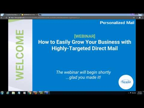 How to Easily Grow Your Business with Highly-Targeted Direct Mail