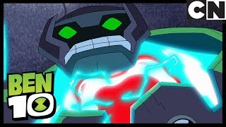 Ben 10 | Shock Rock Fights Vilgax and the Weatherheads | The 11th Alien Part 2 | Cartoon Network