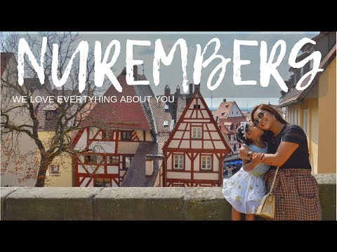 OUR NURNBERG GERMANY TRAVEL VLOG (PART 2)  ft. Toy Museum | Angela July