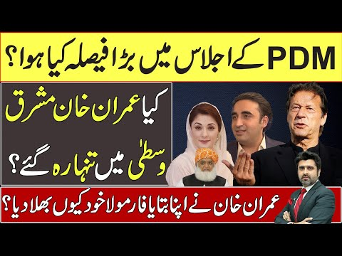 Why PM Imran Khan is Failing on Domestic and International Front? Ameer Abbas Exclusive