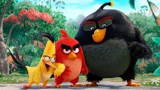 ANGRY BIRDS В КИНО | Смотри бесплатно онлайн новый Русский дублированный трейлер фильма | 2016 HD