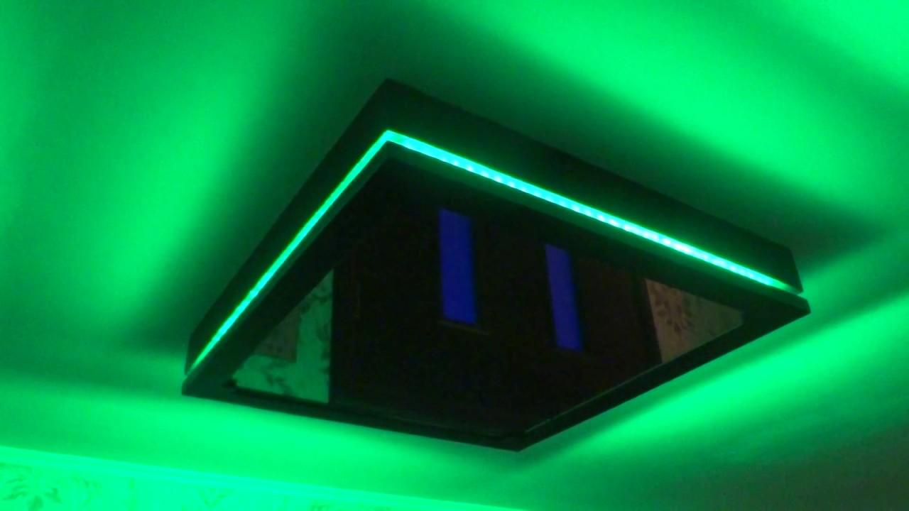 Светодиодную люстру своими руками фото 412