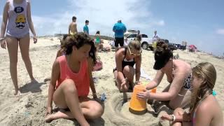 Beach Camp 2014