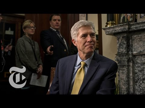 Neil Gorsuch Is An Originalist. What's That? | The New York Times