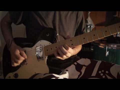 """Television """"Elevation"""" solo (cover)"""