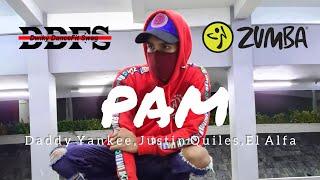 Daddy Yankee, Justin Quiles, El Alfa - PAM | ZUMBA | FITNESS | At Balikpapan